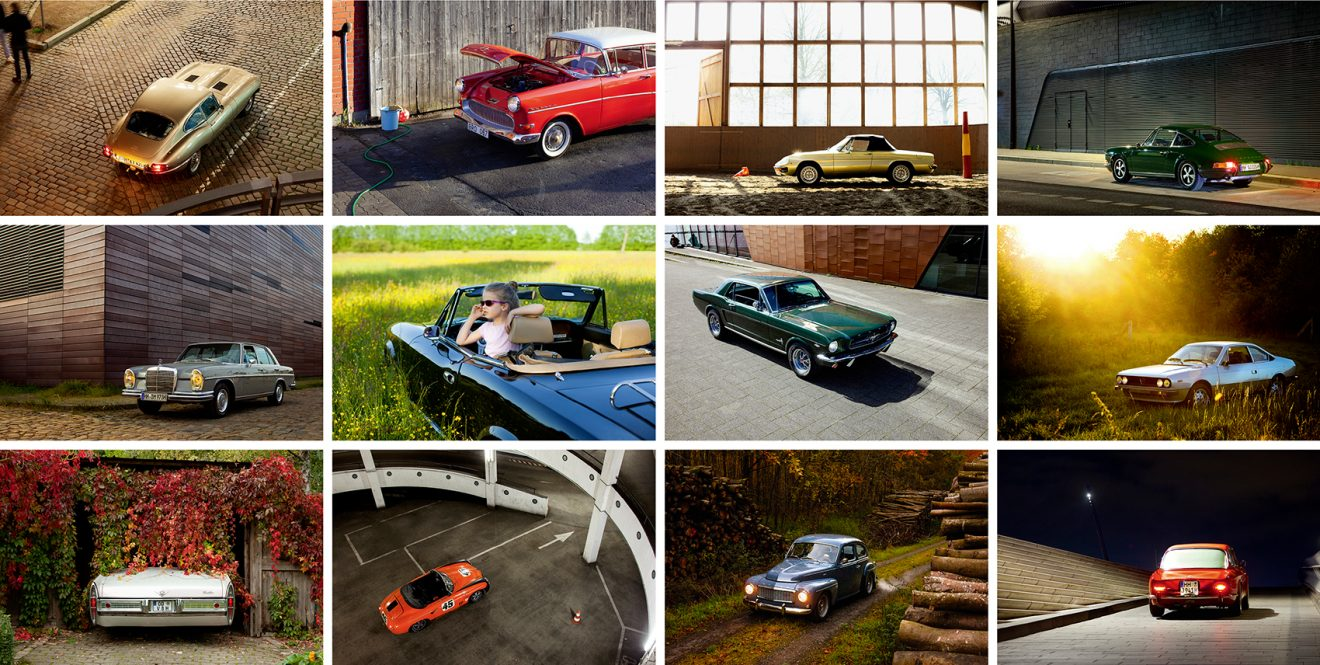 Classic Car Photography 2022 alle Bilder